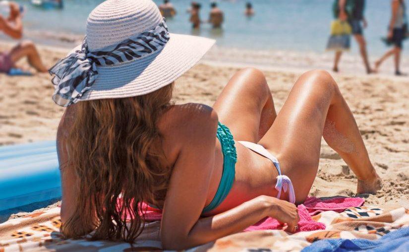 Quemaduras por el sol: cómo acabar con ellas