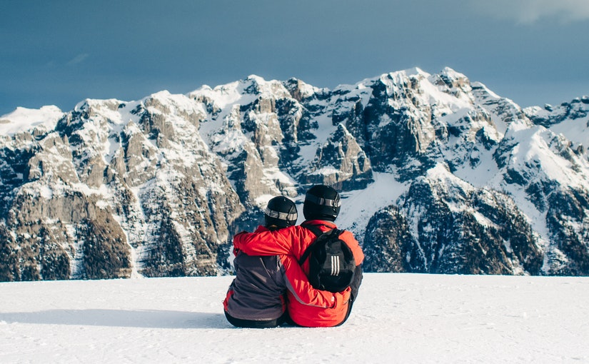 Planes en invierno para disfrutar del sol, solo o en pareja