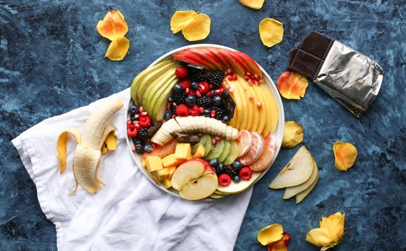 Verduras y frutas ricas en vitamina D