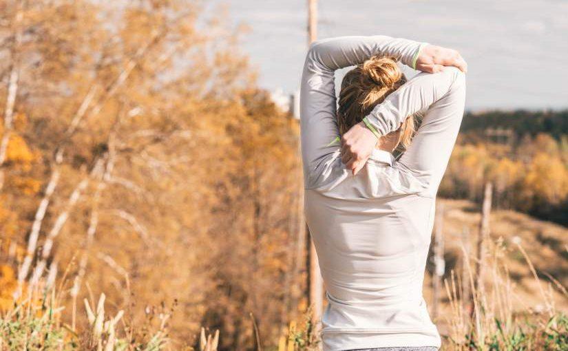 Rutina diaria de ejercicios para hacer al aire libre