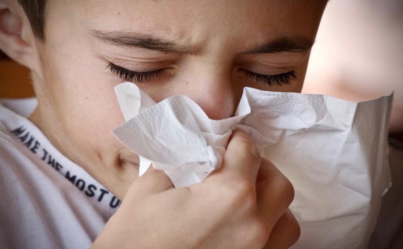 Resfriado en verano: cómo ponerle fin