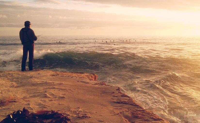 Playa en otoño, no todo es bañarse